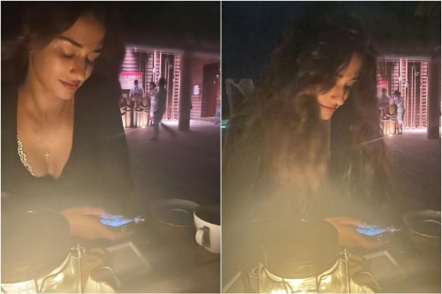 Disha Patani Looks Ravishing Even in Unfiltered Clicks, Check Out Her Gorgeous Photos
