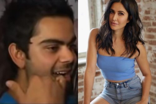 When Virat Kohli Revealed His Biggest Off-the-field Moment: Katrina Kaif Spoke to Me for 2 Minutes