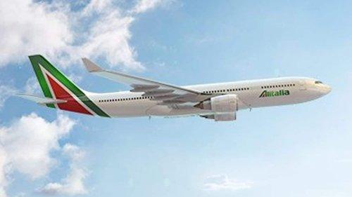Italian National Airline Alitalia Makes Final Flight Marking the End of an Era