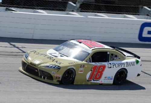 Allgaier Holds Off Teammate To Take Darlington Xfinity Race