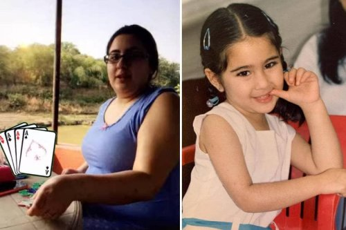 Sara Ali Khan Looks Unrecognisable In Throwback Pic, See The Diva's Best Photos From The Past