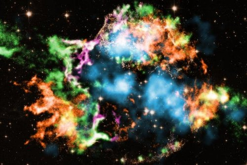 NASA's Hubble Telescope Captures Death Throes of Massive Star Before it Turned to Supernova