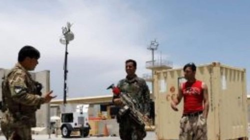 EXCLUSIVE   Chinese Team Conducts Recce at Afghanistan's Bagram Airbase; India Concerned