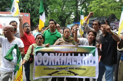 Gorkhaland Demand Takes Back Seat as GJM Factions Fight for Political Supremacy
