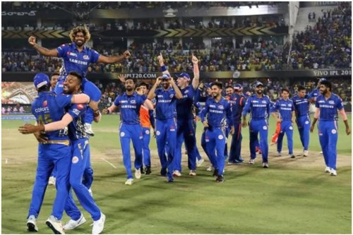On This Day: Mumbai Indians Beat Chennai Super Kings in Last-ball Thriller to Win IPL 2019