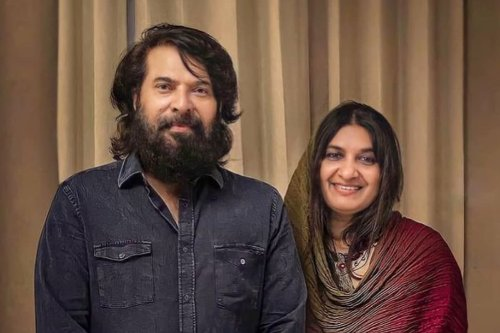 Prithviraj Sukumaran Wishes Mammootty and Sulfath on 42nd Wedding Anniversary