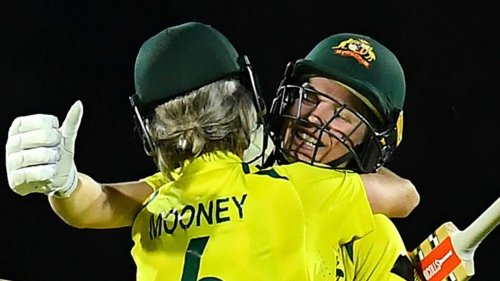Women's ODI: India Lose Nerve to Concede Second Game and Series to Australia