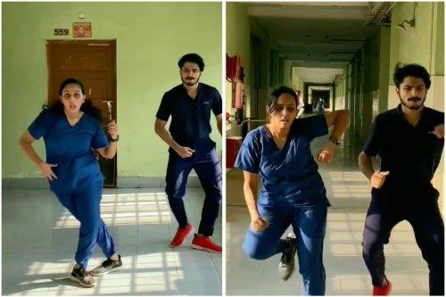 Kerala Medicos Dancing in Viral Video Get Internet Love After Advocate's Communal Remark