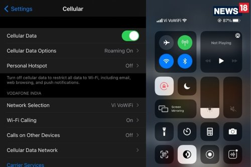 Vi Wi-Fi Calling Rolls Out For Apple iPhone After The iOS 14.5 Update: How to Set It Up