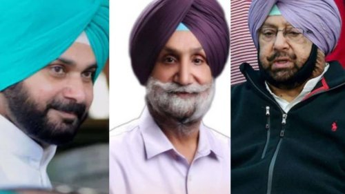 Captain's Anguish, Sidhu's Stamp & a Surprise Pick For CM: Has Punjab Pandemonium Reached Its End?