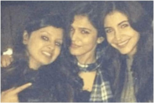Anushka Sharma and Sakshi Dhoni were School Friends, See Pictures