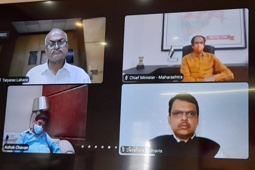 Maharashtra Headed For 15-day Total Shutdown? Inside Details of the Charged All-Party Meet Held by CM Uddha