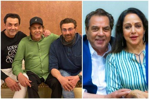 Clans in Indian Cinema: Dharmendra, Hema Malini and the Deol Heavyweights