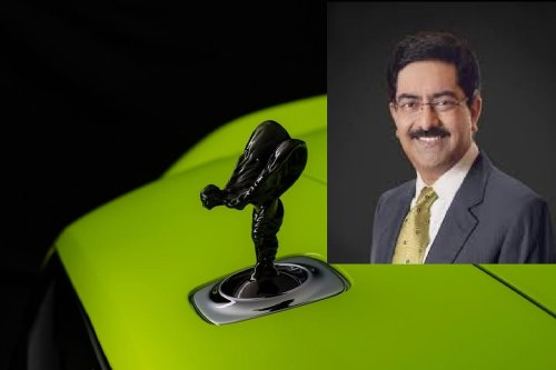 Business Tycoon Kumar Mangalam Birla Buys Rolls-Royce Ghost EWB Worth Rs 9 Crore