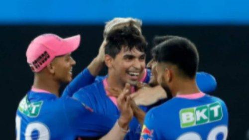 IPL 2021: Great Stuff, Very Impressive - Peers Praise Kartik Tyagi for Heroic Final Over