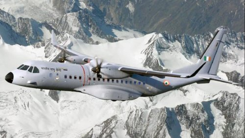 Airbus C295 - Know All About the Transport Aircraft Being Made-in-India by Tata for IAF