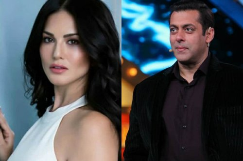 Sunny Leone Reveals Her Awkward Moment with Salman Khan