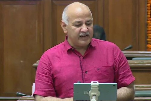 Grant IGST Exemptions to Donors Getting Covid-19 Relief Material from Abroad: Sisodia to Sitharaman