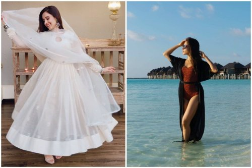 Nushrat Bharucha Turns 36: Times When the Actress Stole Our Hearts with her Stunning Looks