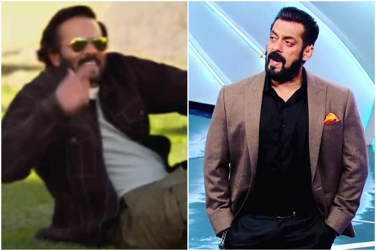 Rohit Shetty Knows Why Salman Khan Lies Down on Stage While Hosting Bigg Boss