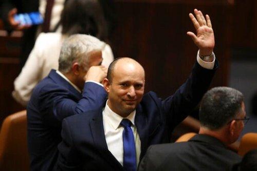 EXPLAINER: Who Is Naftali Bennett, Israel's Incoming PM?