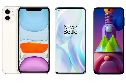 Amazon Great Indian Festival Happiness Upgrade Days Sale: Best Deals on iPhone 11, OnePlus 8 & More