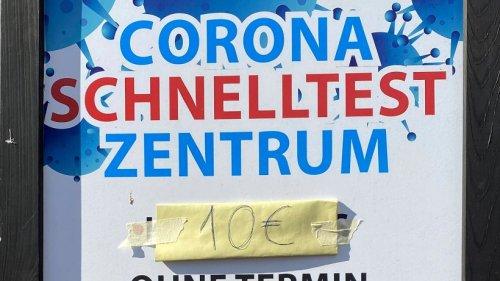 Corona in Niedersachsen: Ende der kostenlosen Schnelltest spürbar