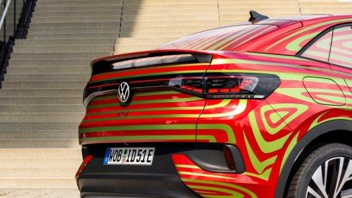 VW: Neues ID-Modell lässt endgültig die Hüllen fallen