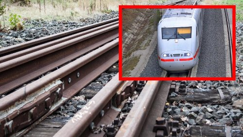 Deutsche Bahn im Harz: Kinder legen Autoreifen auf Bahngleise