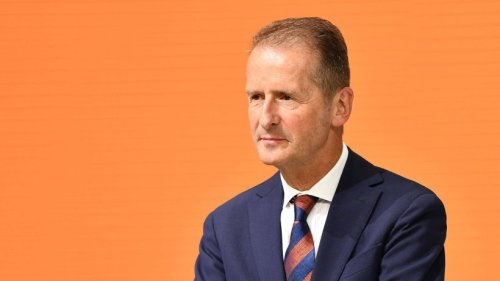 VW-Boss Herbert Diess: So reagiert er auf die Kritik des Betriebsrats