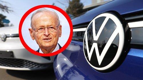 """VW: Ehemaliger Chef Hahn stellt fest: """"Wie primitiv es war"""""""