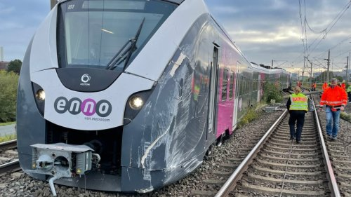 Wolfsburg: Zug entgleist – Ausfälle und Verspätungen auch am Wochenende