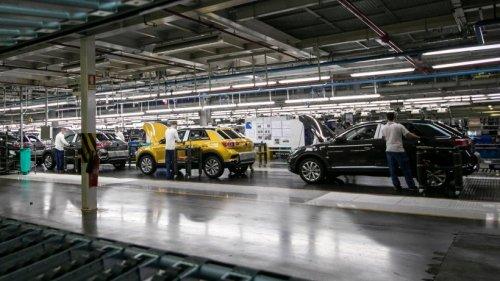 VW schickt Mitarbeiter in Kurzarbeit – dieses Werk kämpft mit Chipmangel
