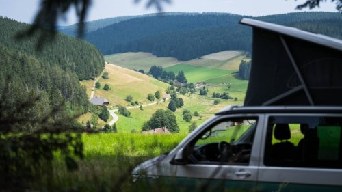 """VW ermöglicht """"legales Wildcamping"""" – unter einer Bedingung"""