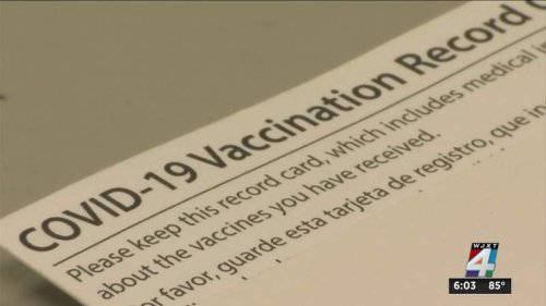 Can my employer ask me for proof of my COVID-19 vaccination in Florida?