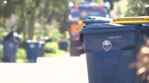 'All hands on deck' for company taking over trash, recycling in some parts of Jacksonville