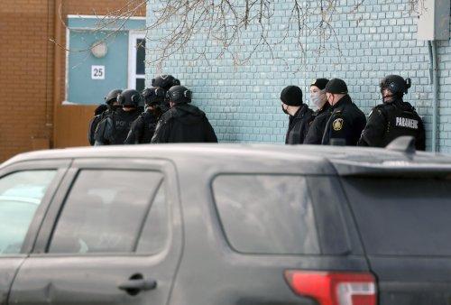 Tactical Response shuts down Dufferin Avenue