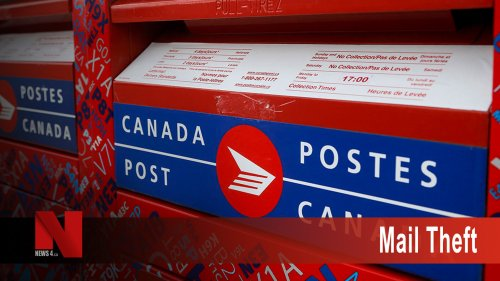 Canada Post employee charged with mail theft