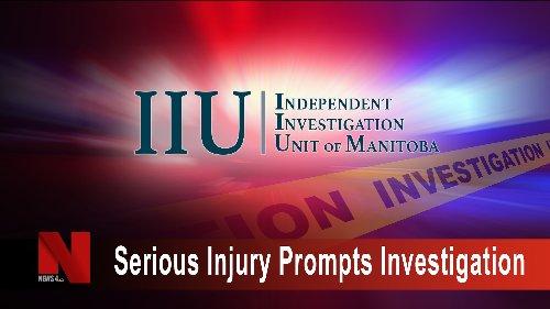 IIU investigating after serious injury during November 2020 incident