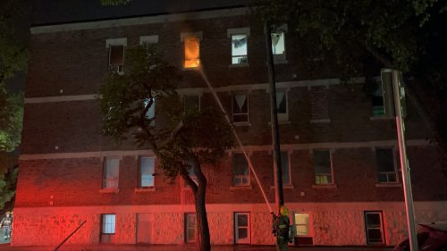 Early morning William Avenue fire under investigation