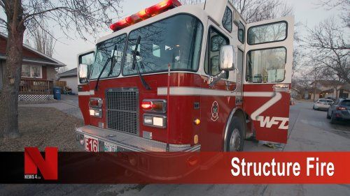 Two Sunday evening fires under investigation