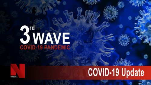 Male in his 20s among four deaths and 69 new cases of COVID-19 reported