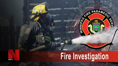 Prichard Avenue house fire under investigation