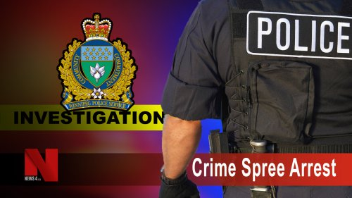 Two suspects arrested for multiple break and enters