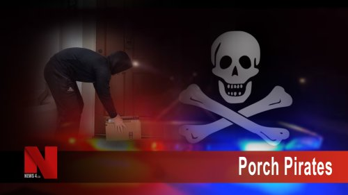 Police pinch porch pirates, packages pilfered