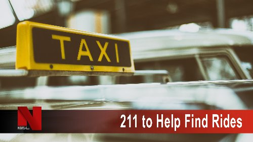 211 is helping seniors find transportation to vaccination appointments