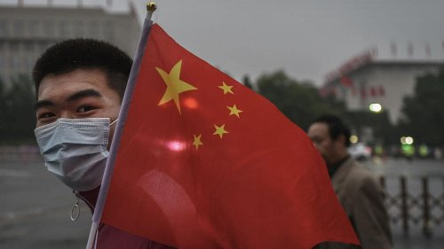 China's explosive 'blood debt' threat to the West