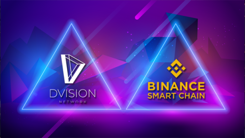 Dvision Network to Launch Cross Chain Bridge Linking Binance Smart Chain and Ethereum | NewsBTC