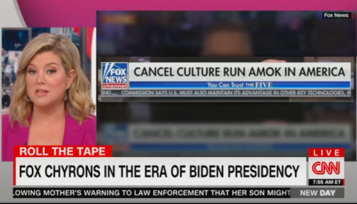 You're Kidding Me, Right? CNN Whines Fox News Chyrons Are Too Mean to Biden