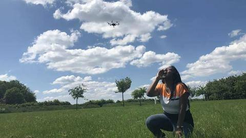 New AI-enabled drone helps locate disaster victims by their screams